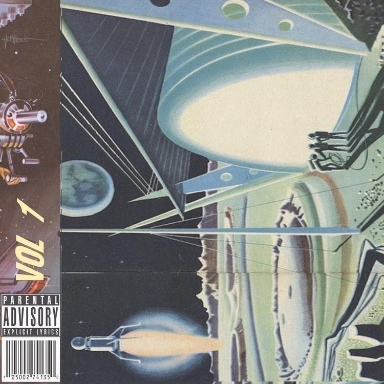 [CANATAPE, VOL. 1 album artwork - kyloware   ello