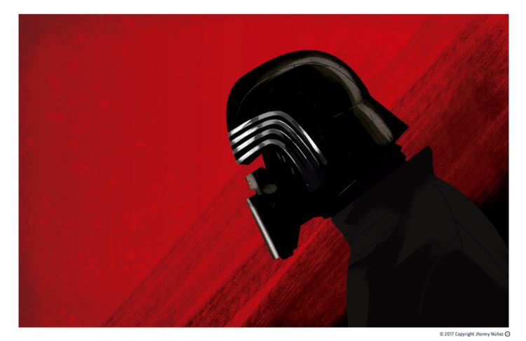 Jedi - JhonnyNúñez, Illustration - dblackhand | ello