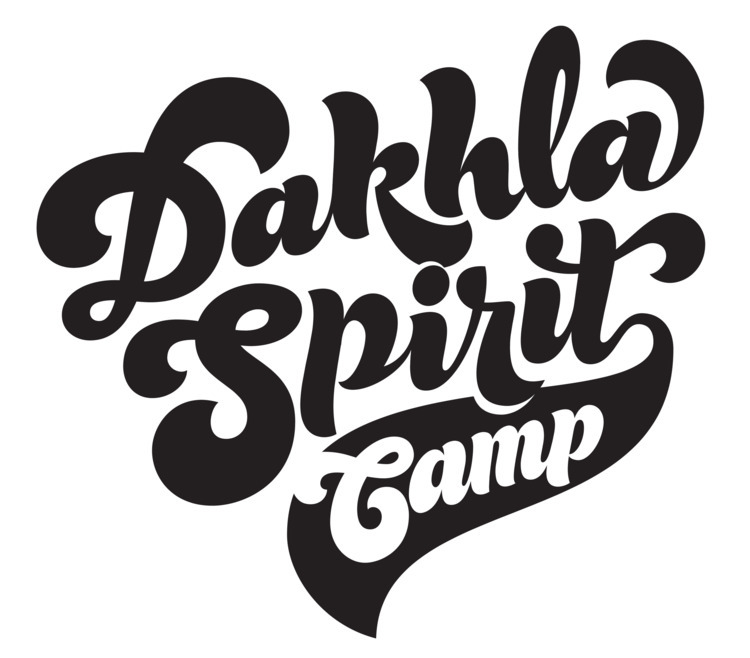 Dakhla Spirit Camp logo - robclarketype | ello