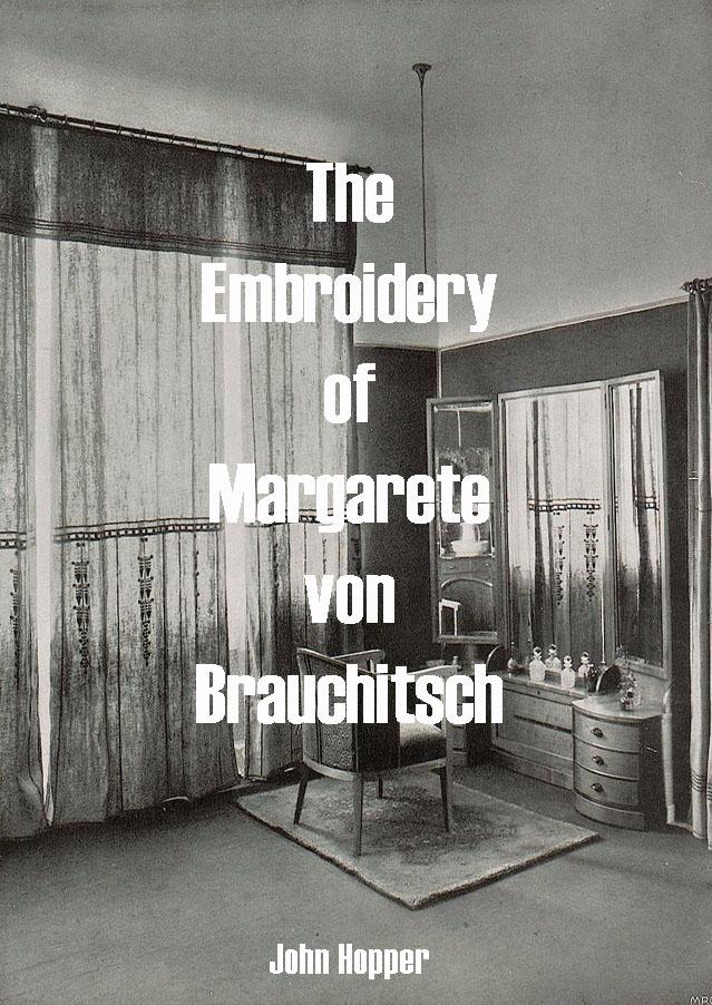 EMBROIDERY MARGARETE VON BRAUCH - johnhopper | ello