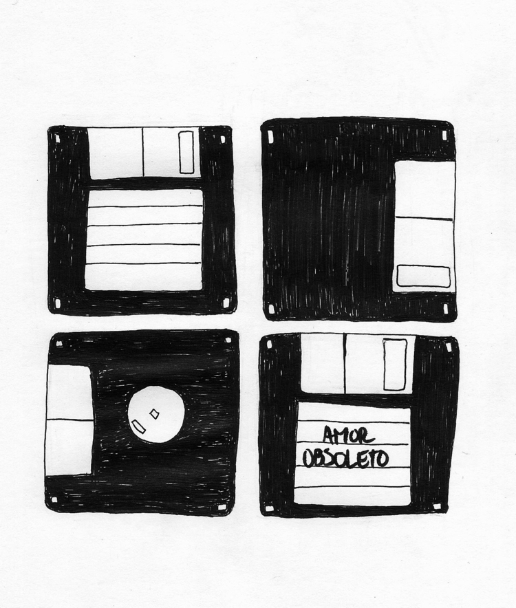 Obsolete love/Amor Obsoleto - illustration - jonanderisnestas | ello