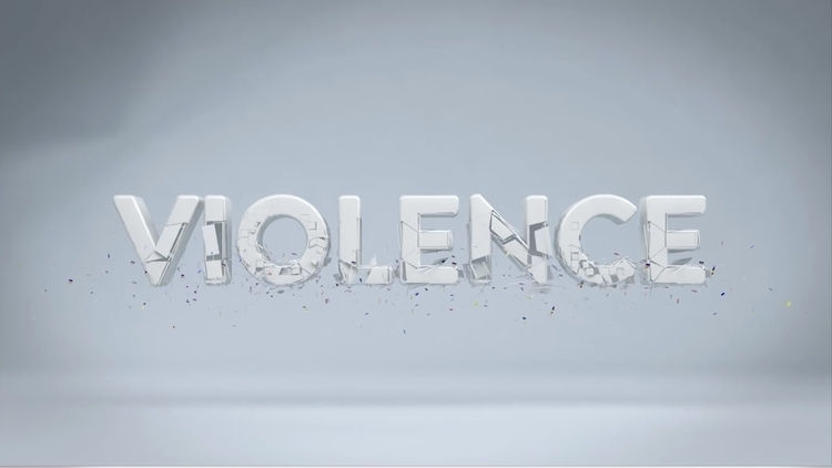 violence, rights, reel, design - santicp | ello