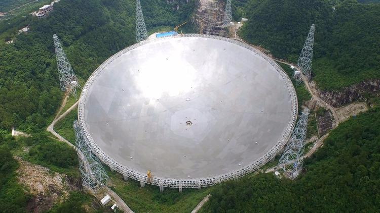 El mayor radiotelescopio del mu - codigooculto   ello