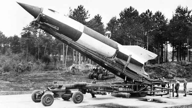 cohete inventado por los nazis  - codigooculto   ello