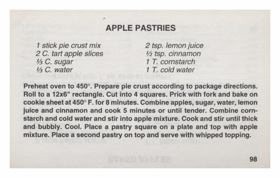 Apple Pastries, Cooking Couples - eudaemonius | ello
