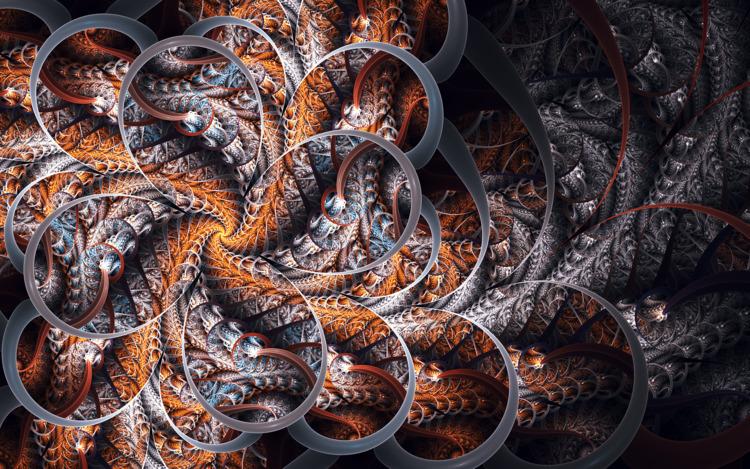 Apophysis, Chaotica, fractal - tatasz | ello