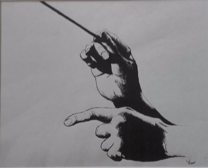 Hands conductor - bobhubenet | ello