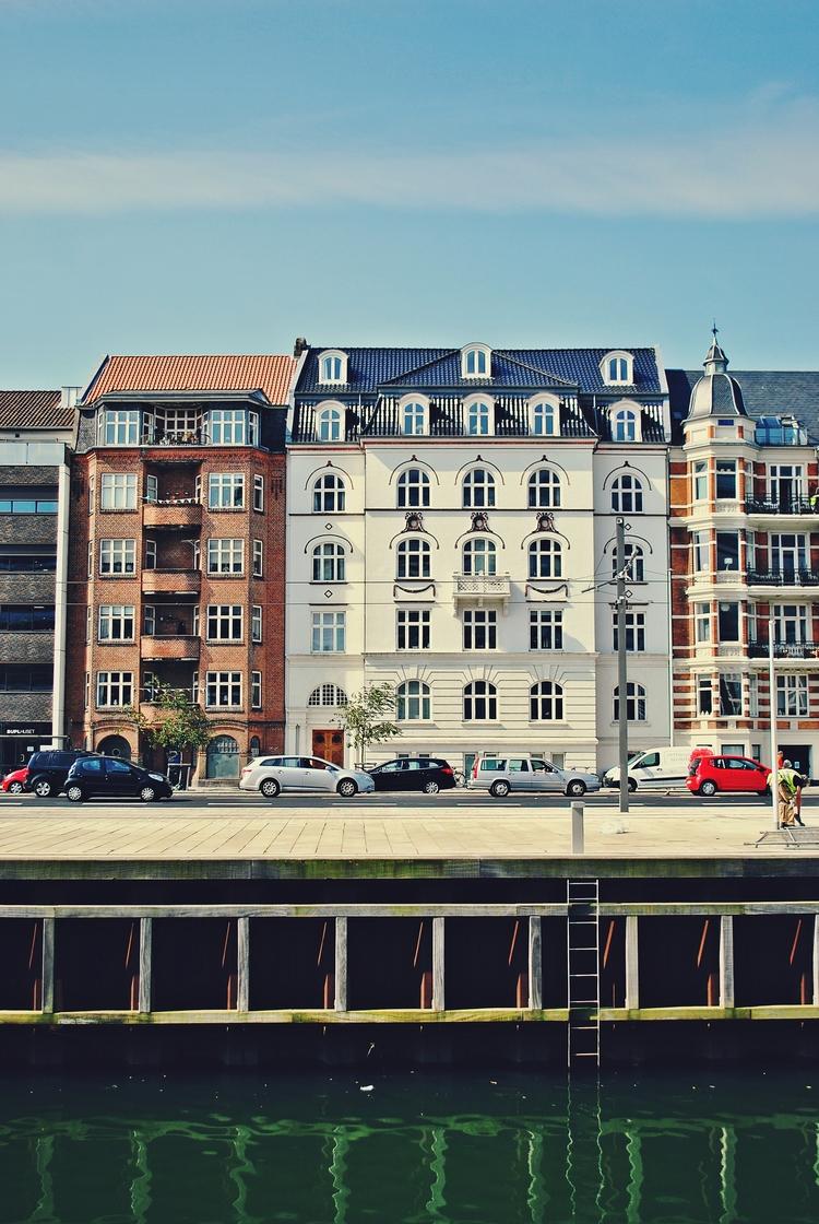 Aarhus - scandinavia, architecture - esfir | ello