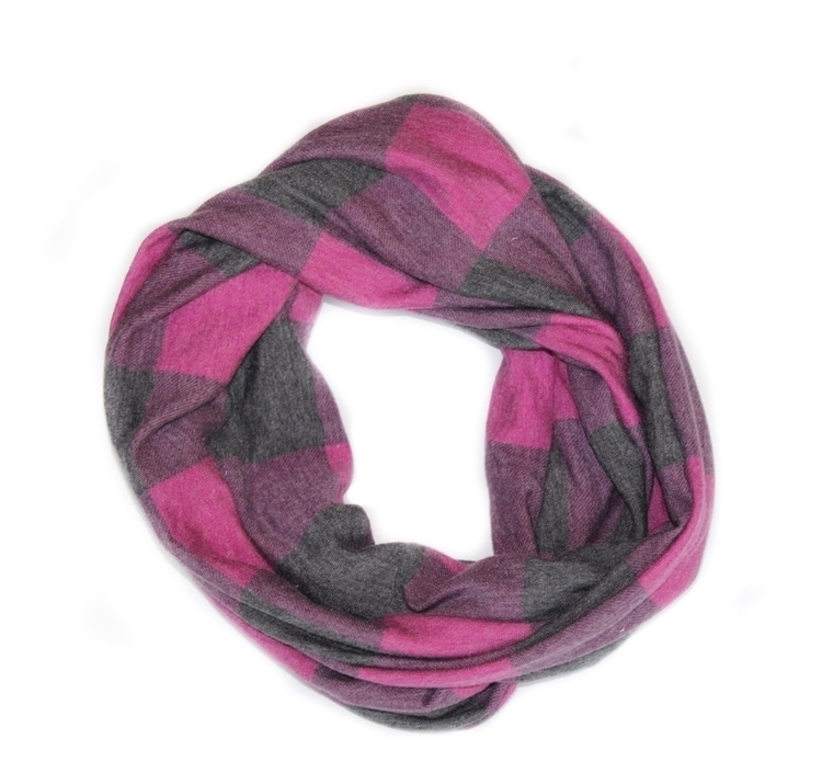 Plaid infinity scarf coming sho - bitsybabyshop | ello