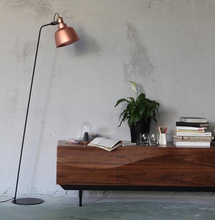 Etel Lamp mumoon material carbo - mumoon | ello