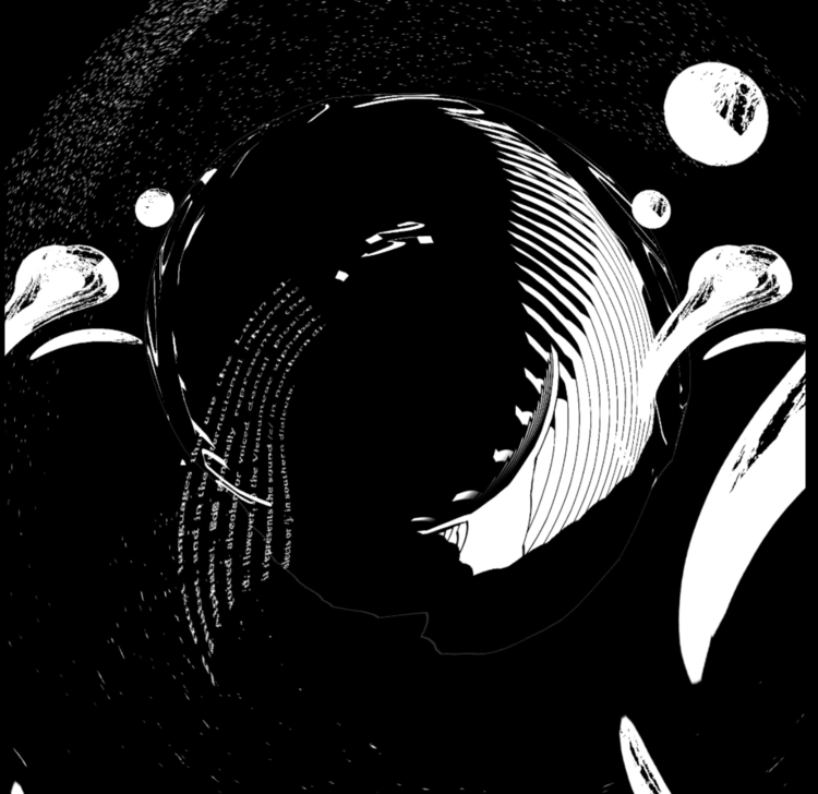 poster, generative, repetition - diegofunken | ello