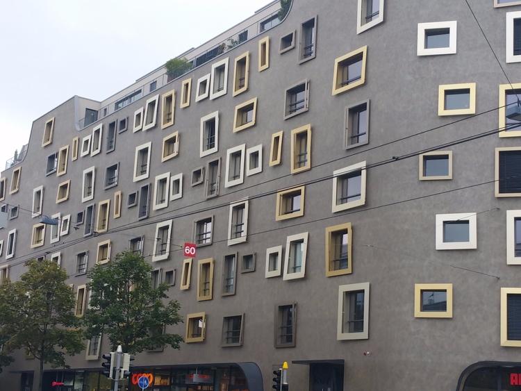Zurich Architecture - Window Bu - hoya1989 | ello