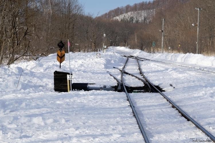 Railway switch Yobito railway s - tedhamilton | ello