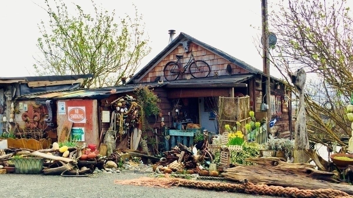 bicycle, cottage, photography - spiketwopointo | ello