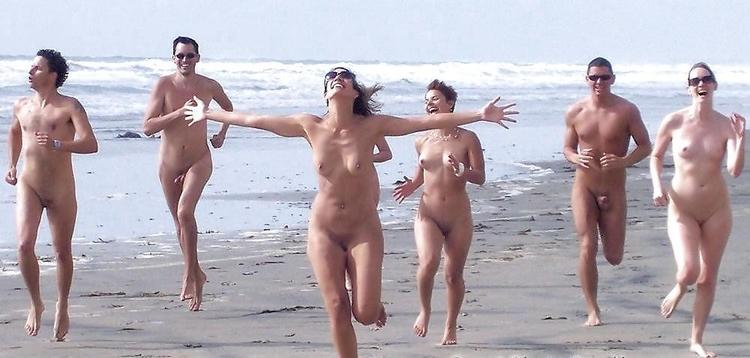 beach running - woodydingdong   ello