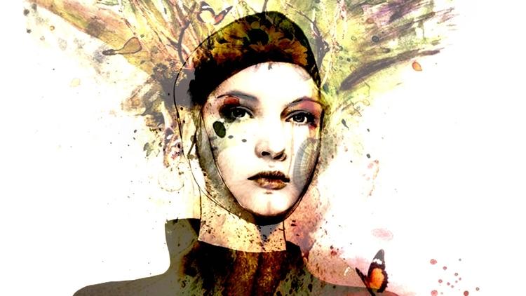 Watercolor III Morphing. Music - drakre52 | ello
