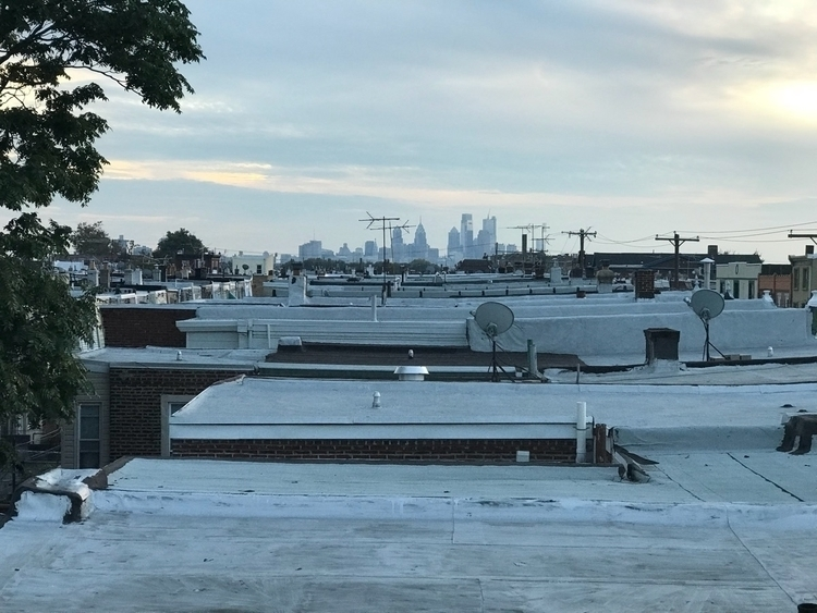Philly. Rooftops - anthonyj | ello