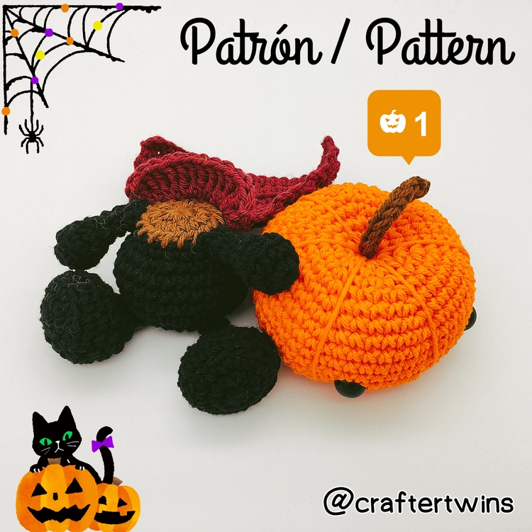 Preparando Halloween, ya tenéis - craftertwins | ello
