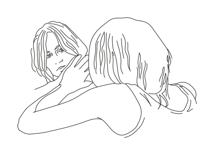 Anne - illustration, drawing, art - rivasinge   ello