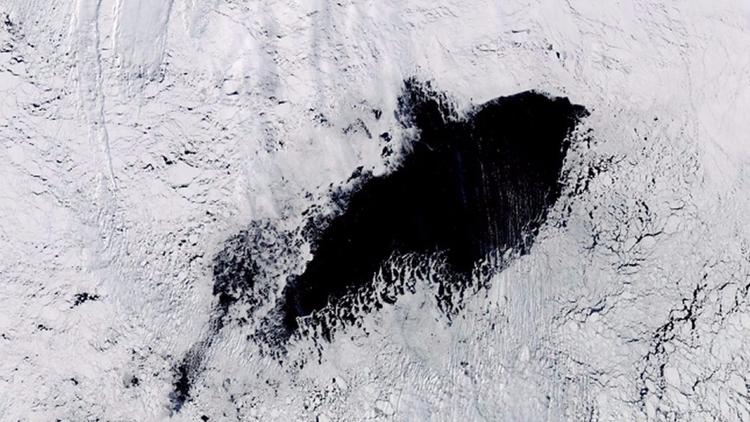 gigantesco agujero en la Antárt - codigooculto | ello