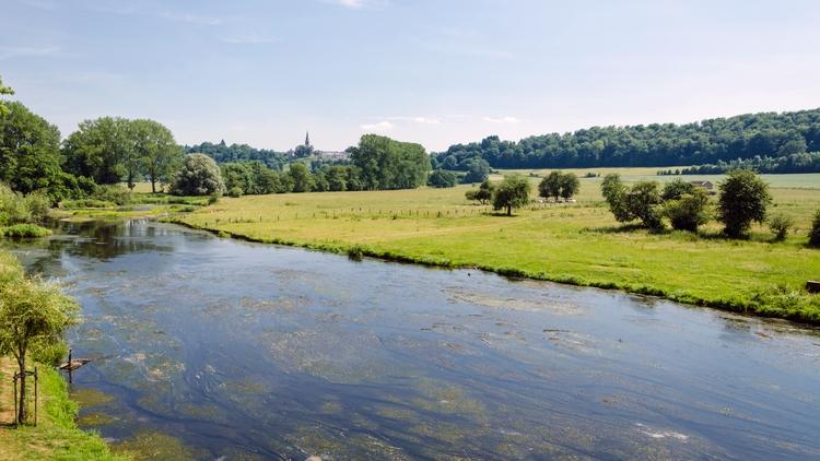 Semois river Florenville, Martu - failx   ello