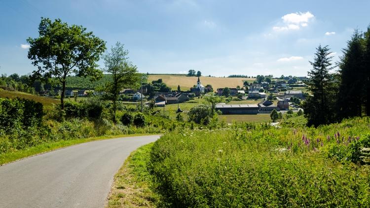 Villers-la-Bonne-Eau, Bastogne - failx   ello