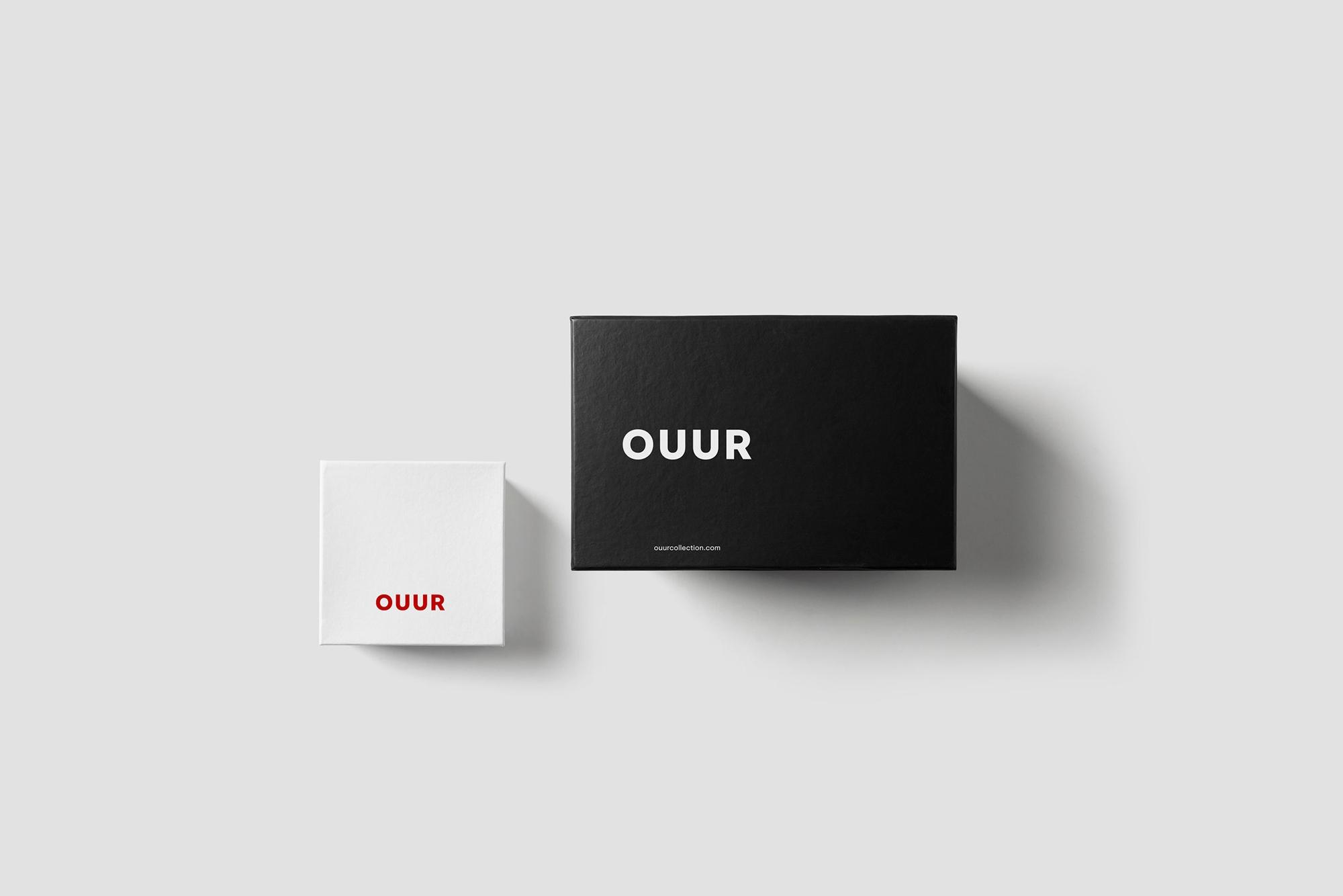 Visual identity Ouur Collection - northeastco   ello