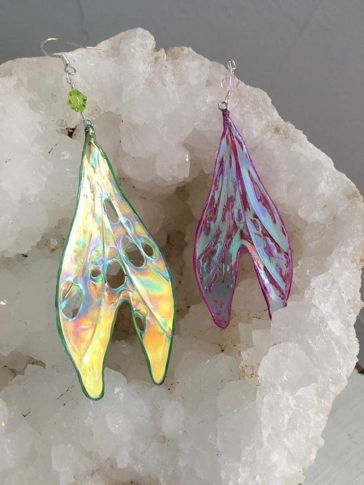 update Mermaid Tail earrings li - faerieblessings   ello