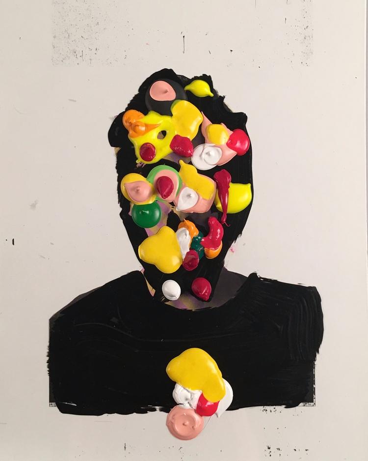 portrait serie - 3 - josephsohn | ello