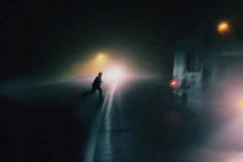 running - horror - ellohorror | ello