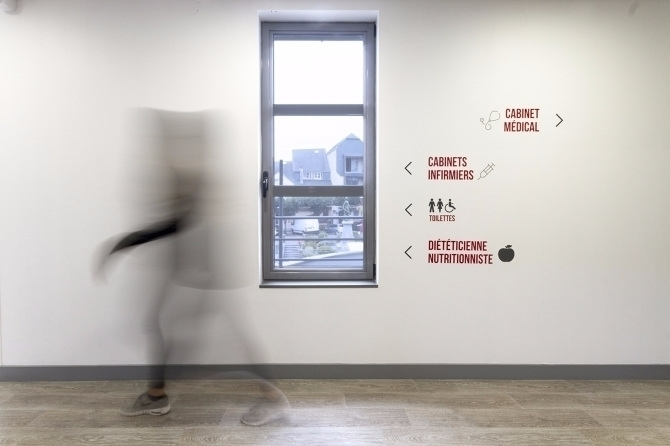 Création Maison Médicale de Pon - pauline_roquefeuil | ello