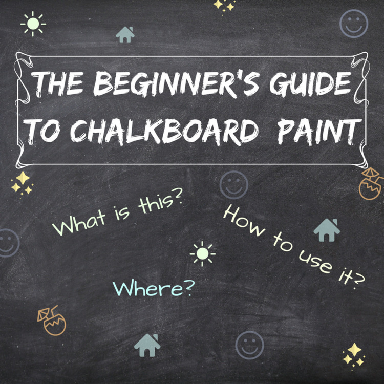 Refresh interior chalkboard acc - pwpainting | ello