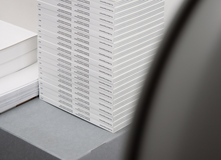 Catalog design Swiss Art Awards - northeastco | ello