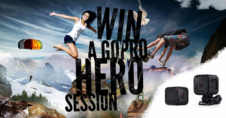 Win GoPro ADAPT Network Giveawa - adaptnetwork | ello