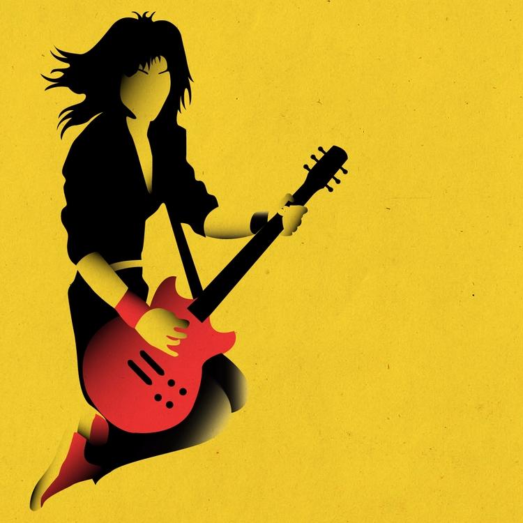 quick :guitar:Joan Jett  - Retro - nefelits | ello