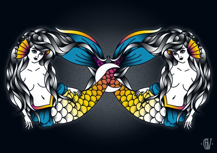 Pisces - Twelfth Zodiac / 100%  - g-c-v | ello