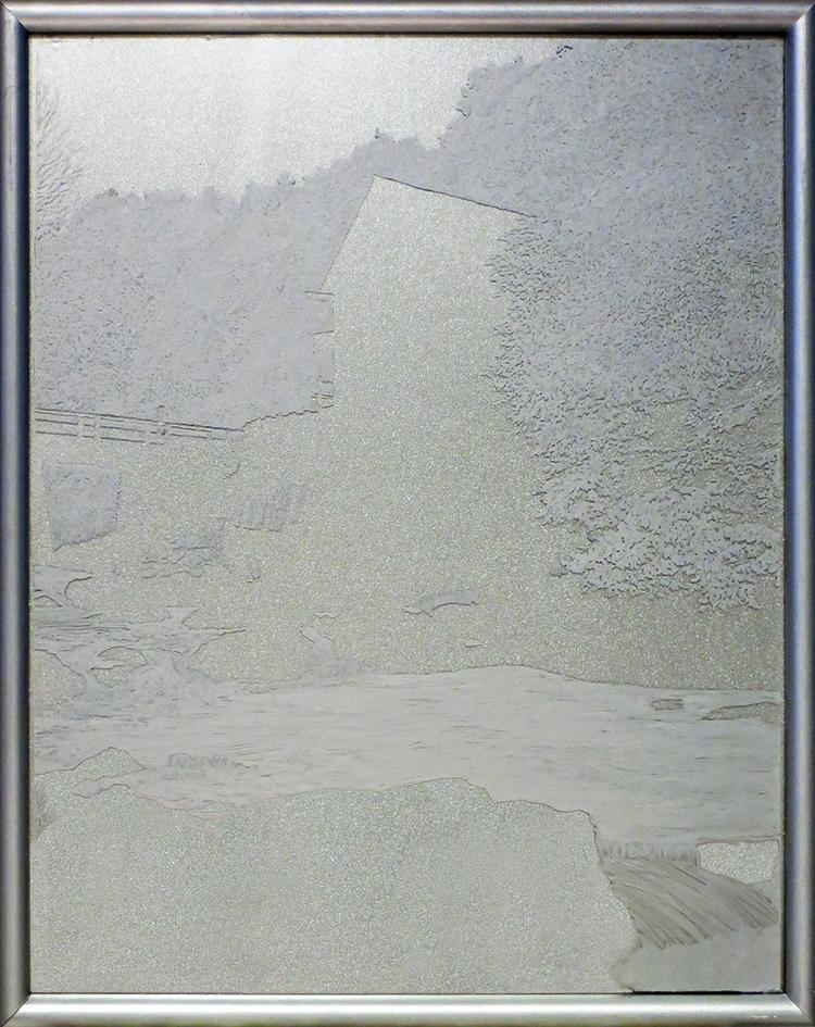 Silver 1 Nature Series, Oil Gla - ericschoen   ello