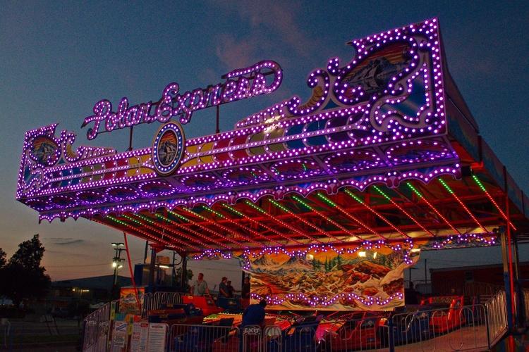Polar Express, Ohio State Fair - chetkresiak | ello
