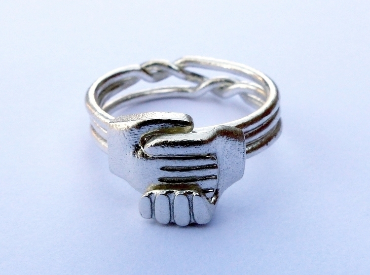 jewelry design Gimmel ring spel - dfoley75 | ello