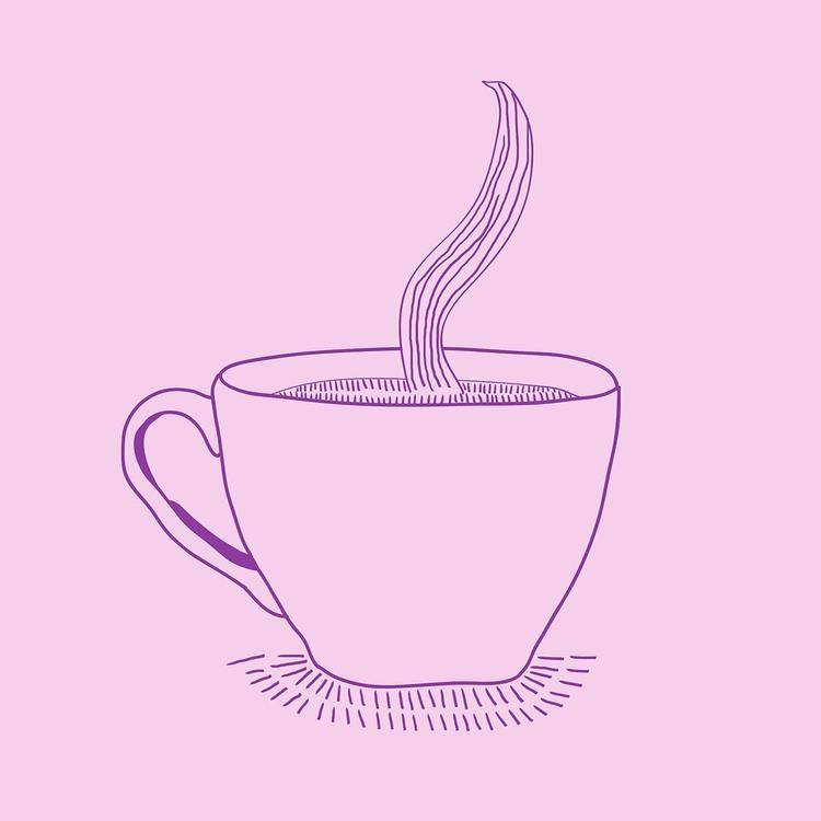 Cups Inktober Day 13 - illustration - nigli | ello