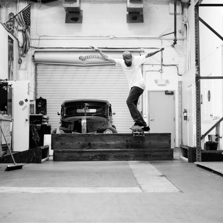 Sean NHS, Backside Tailslide - skateboarding - kevinbiram | ello