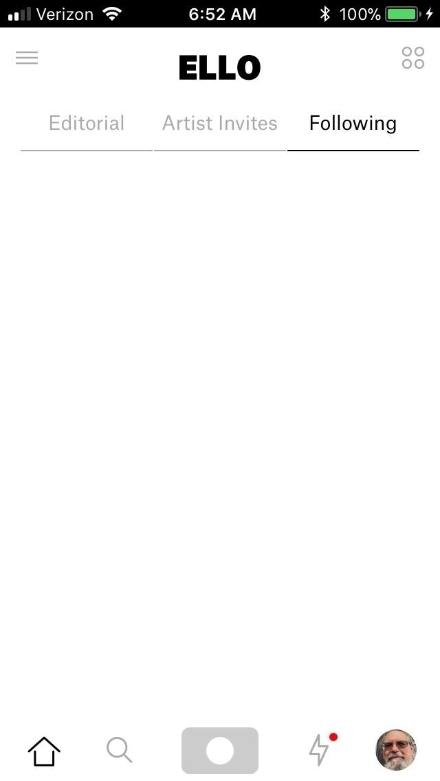 lot IOS app scrolling App stops - davidseibold | ello