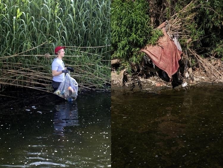 LA River cleanup - larivercleanup - talyo | ello