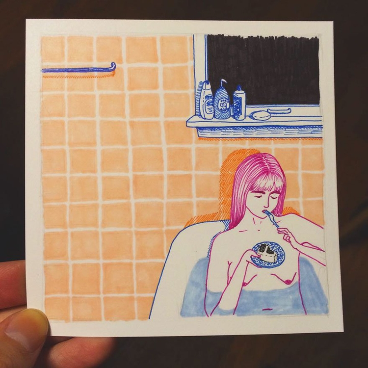 April 2015, Rock Illustrator Sa - susulyka | ello