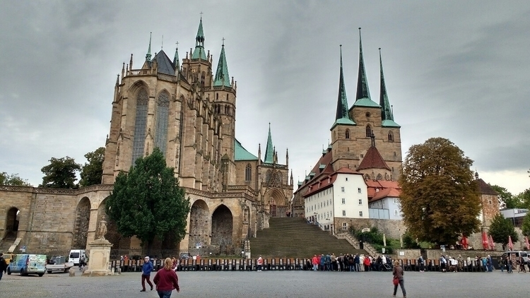Erfurt, Germany - woodbass | ello