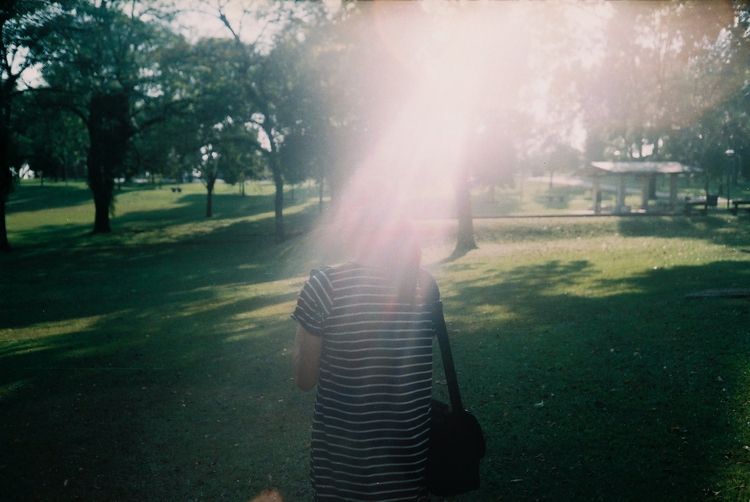 God Bless lens flare - Singapore - liii | ello