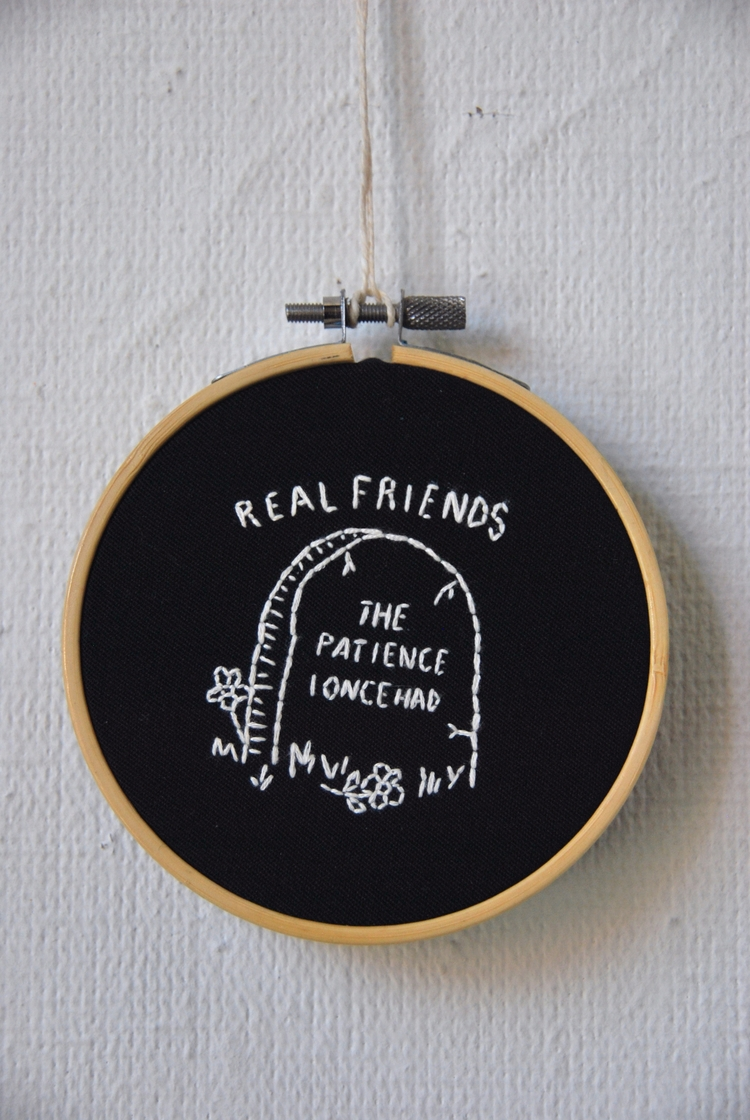 REAL FRIENDS Patience Real Frie - sienie | ello
