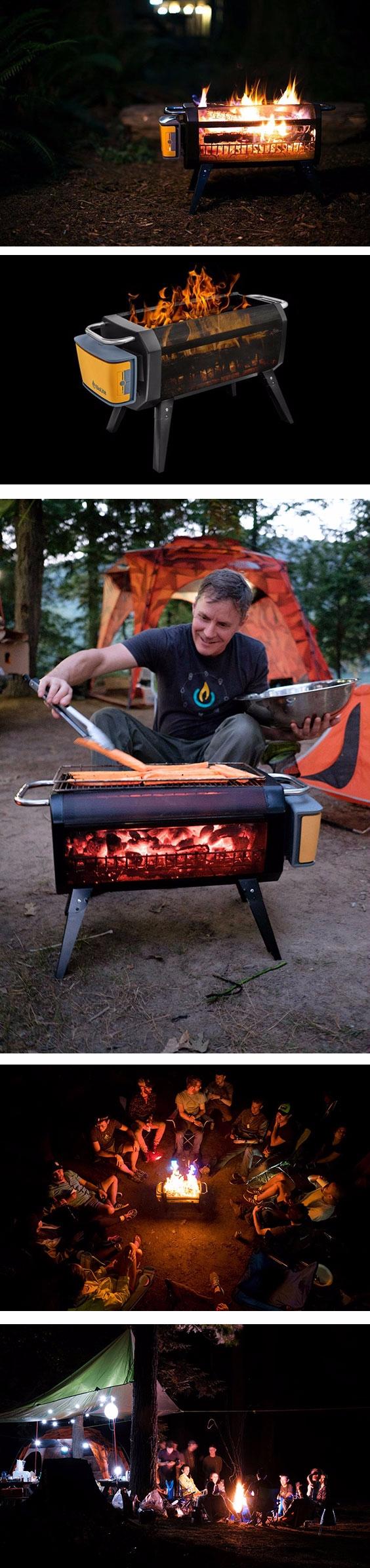 BioLite FirePit: smokeless port - adaptnetwork | ello