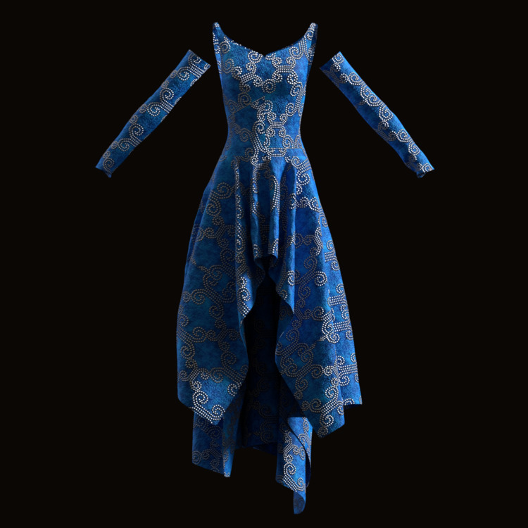 Grace - fashion, 3d, 3dmodel, model - solutuminvictus | ello