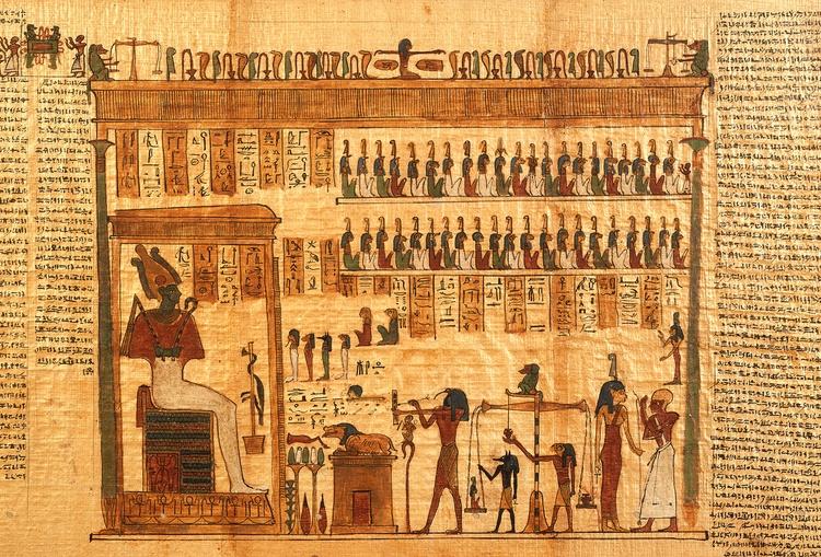 EGYPTIAN BOOK DEAD - johnhopper | ello